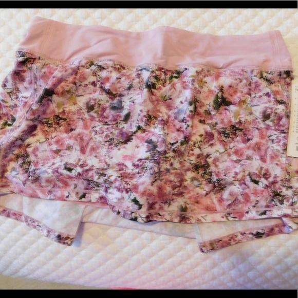 d11fcd65b0 lululemon athletica Skirts | Nwt Lululemon Pace Rival Skirt Size 10 ...